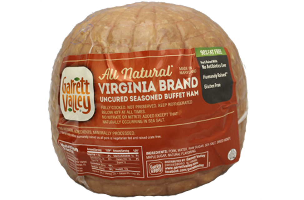 Ham transparent preserved. Featured products garrett valley