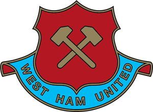 Ham vector. West united london logo