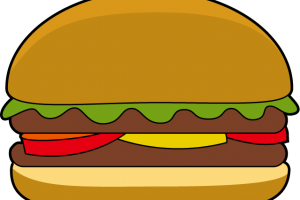Hamburger clipart. Station related wallpapers