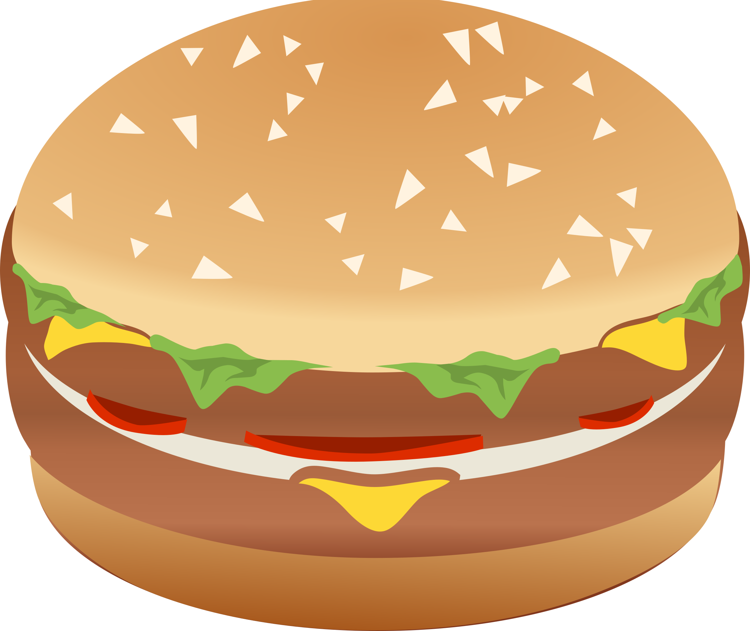 hamburger vector png