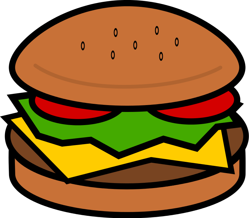 Hamburger clipart comic. Free cliparts transparent download