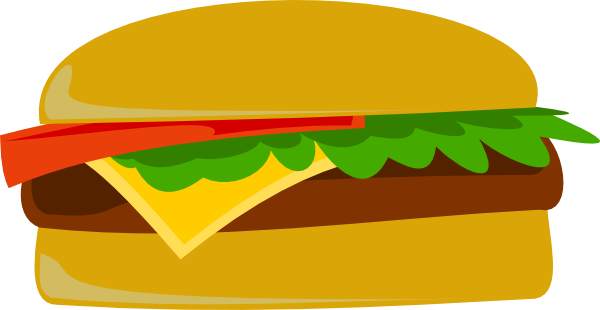 Hamburger clipart comic. Free pictures download clip