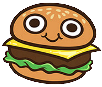 Hamburger clipart. Cartoon png images