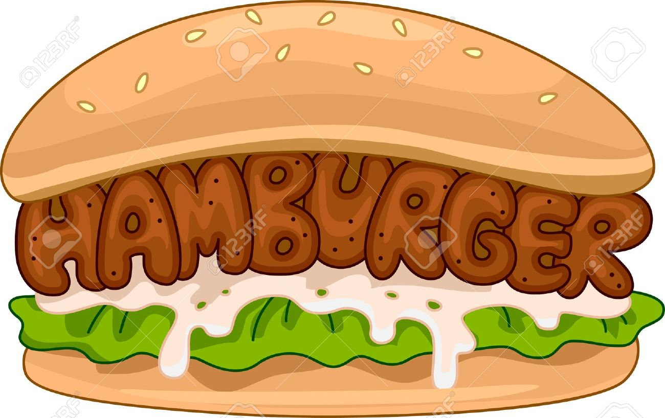 Hamburger clipart healthy burger. Clip art fans jpg