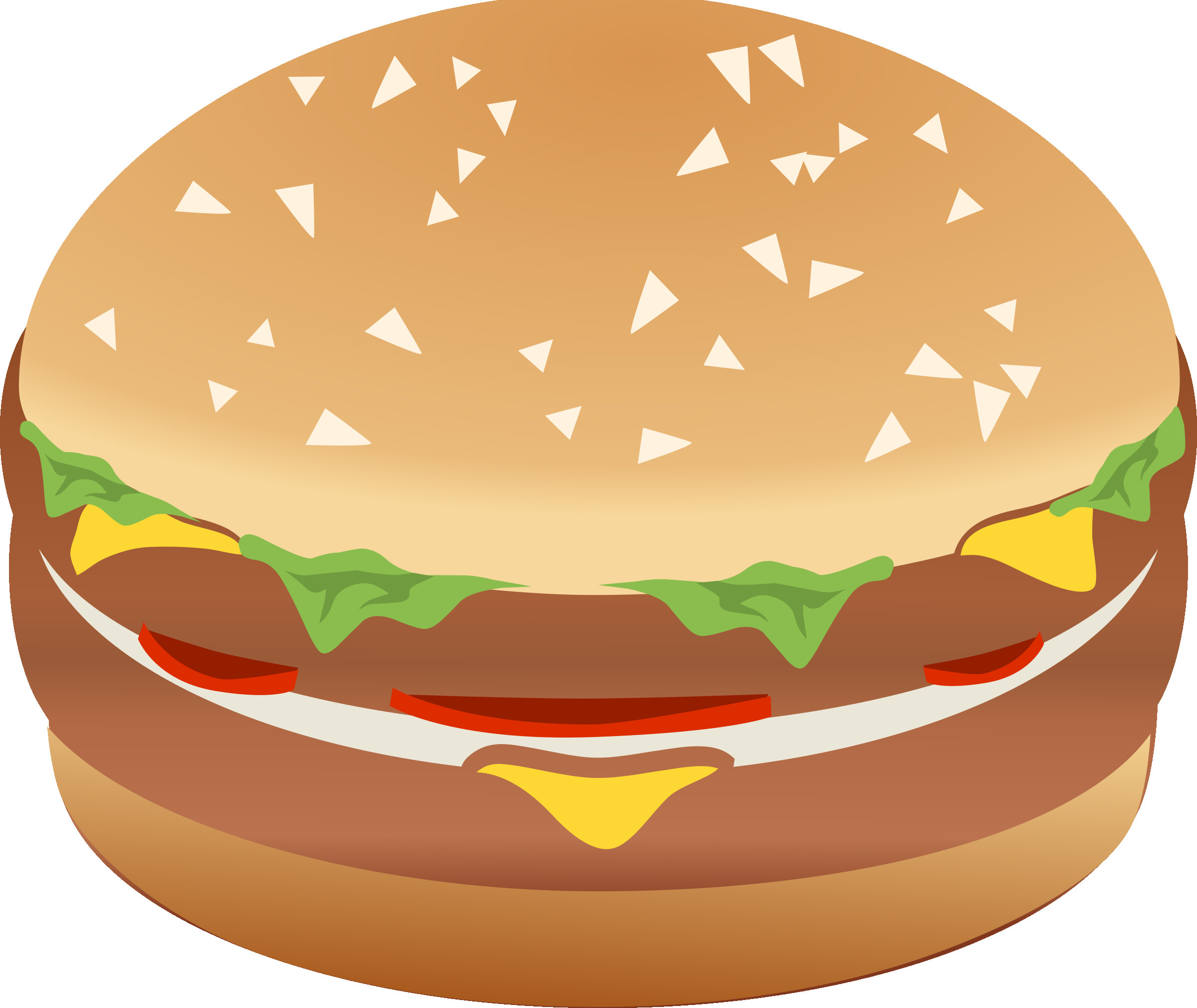 Hamburger clipart healthy burger. At getdrawings com free