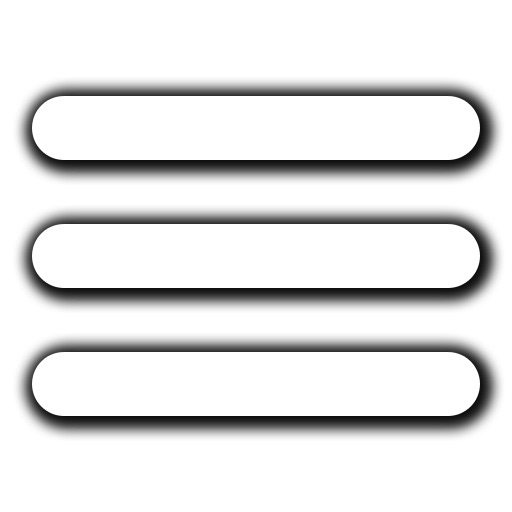 Free download lines menu. Hamburger icon white png clipart freeuse