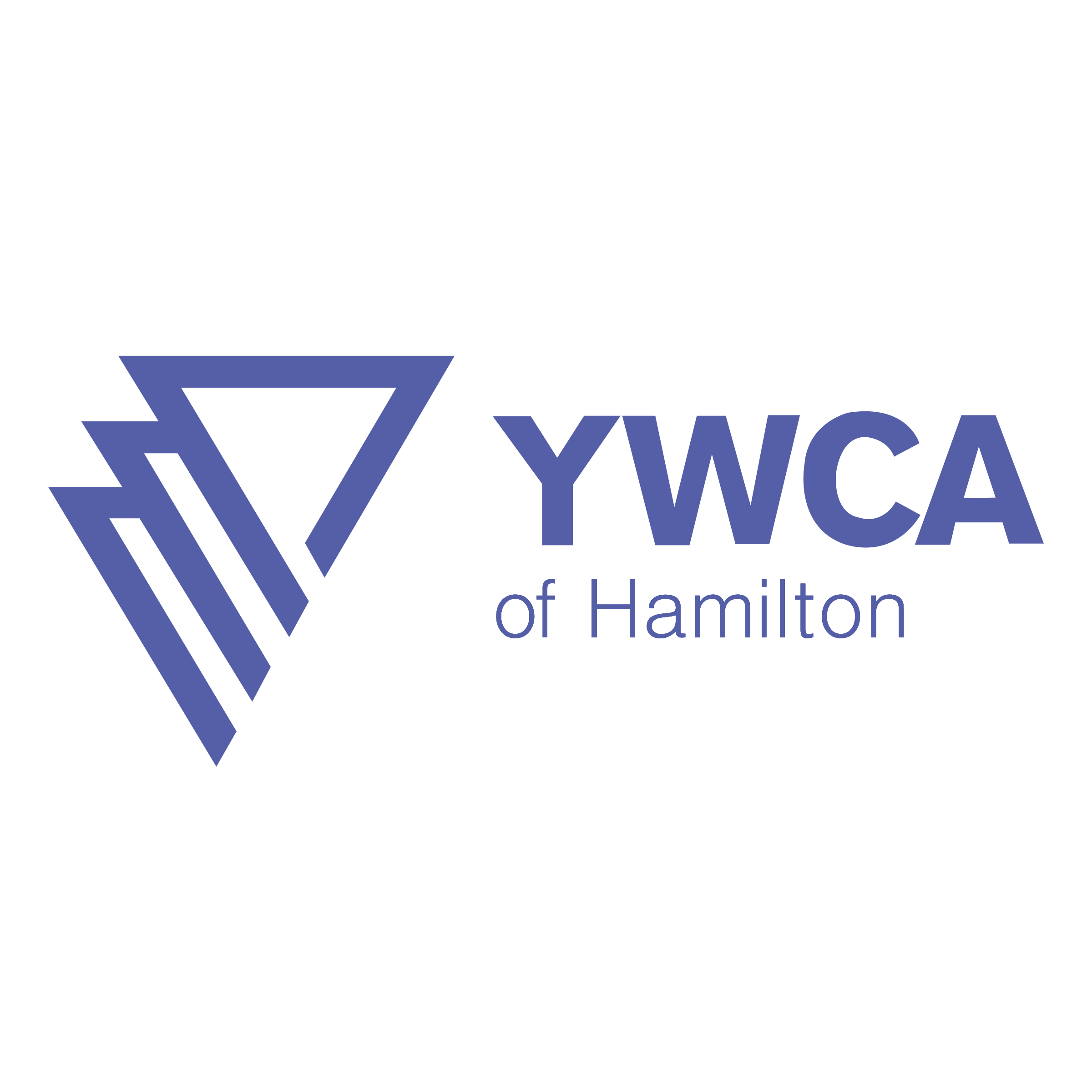 Hamilton vector svg. Ywca of logo png
