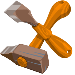 Hammer and chisel png. Paradise bay wikia fandom