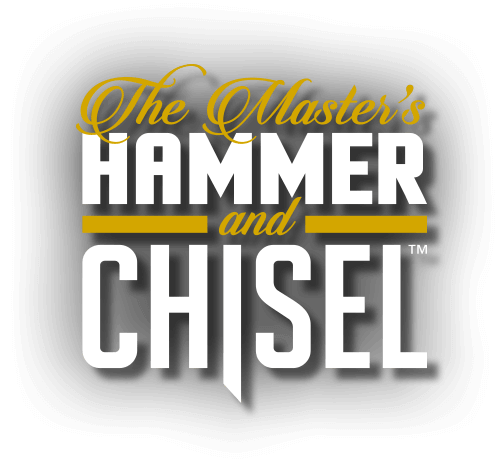 Hammer and chisel png. Master s review as