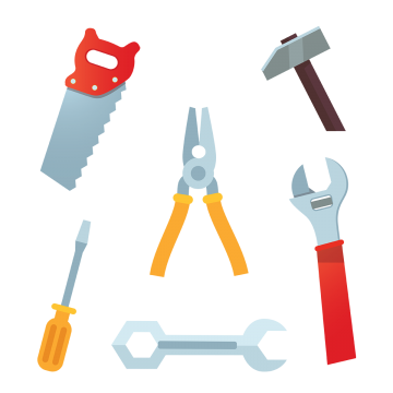 Carpenter vector carpentry tool. Tools png vectors psd