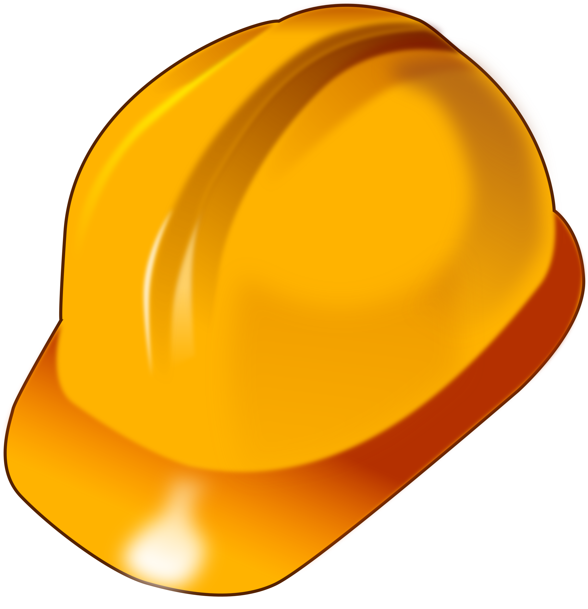 Axe clipart hard object. Construction hat at getdrawings