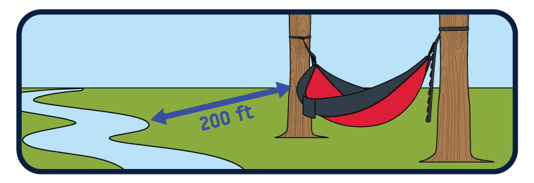 Hammock clipart. Our guide to responsible