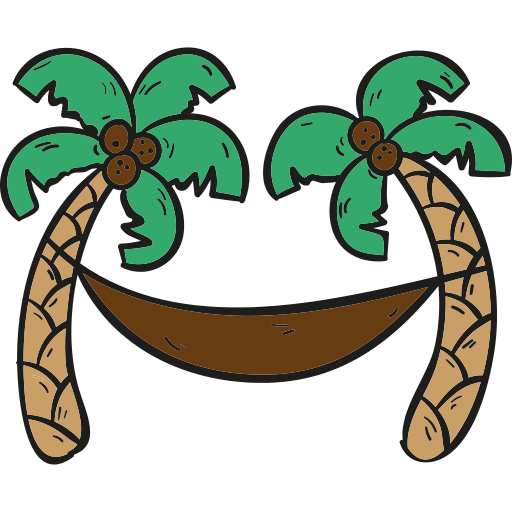 Hammock clipart vector. Ammo png icons and