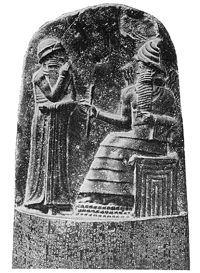 Hammurabi drawing mesopotamia king. Mesopotamian religion history shamash