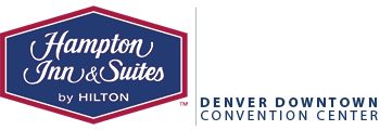 Hampton inn & suites logo png. Downtown denver hotels hotel