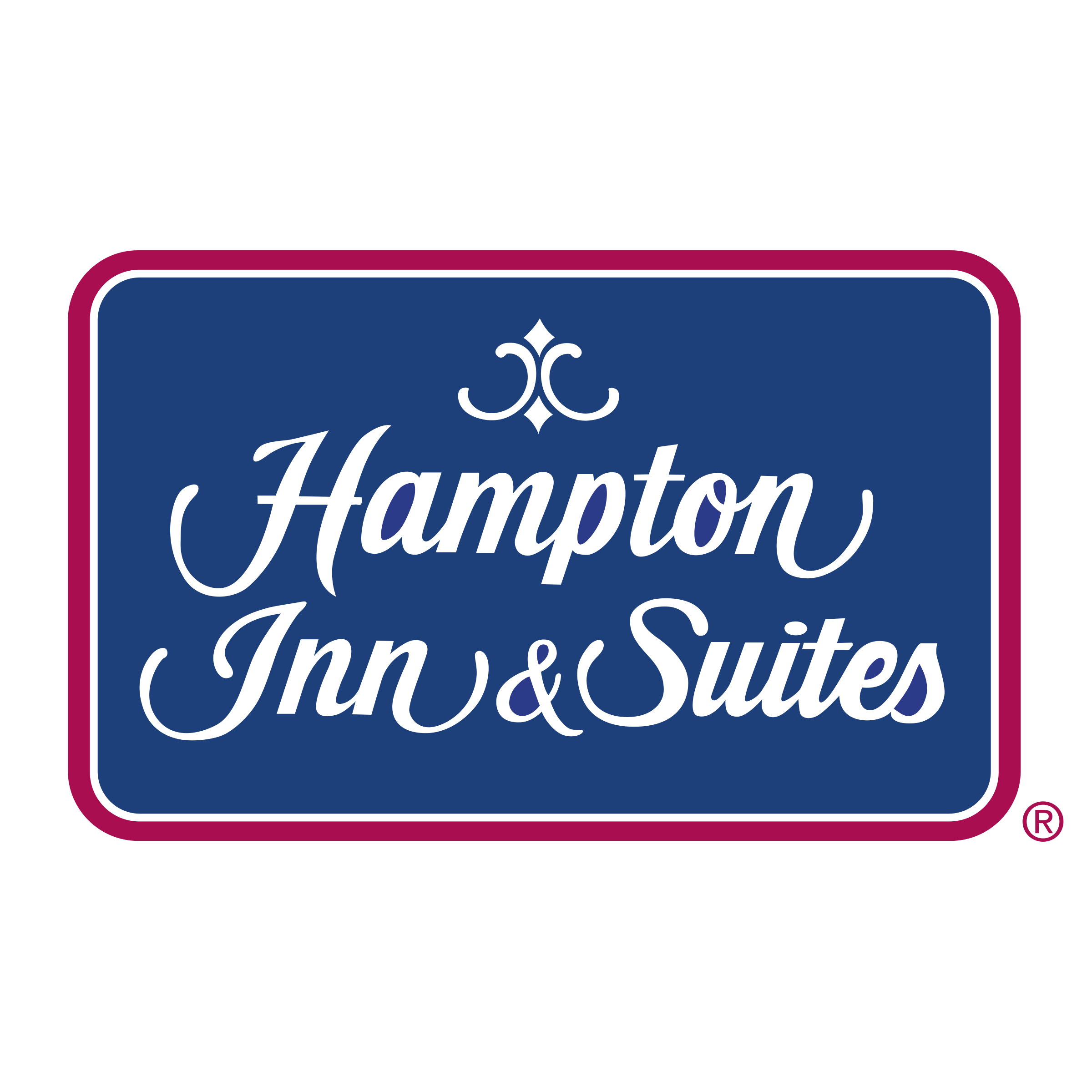 Hampton inn & suites logo png. Transparent svg vector freebie