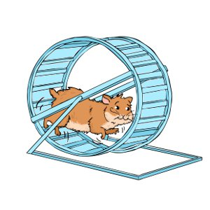 Hamster clipart hamster ball. Wheels why your needs