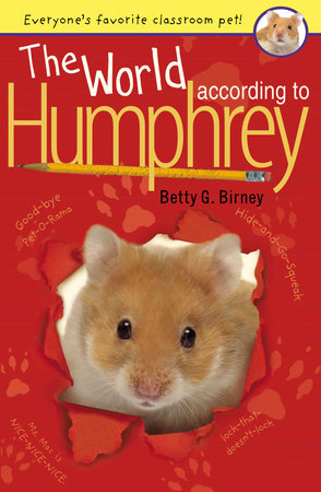 Hamster clipart humphrey. The world according to
