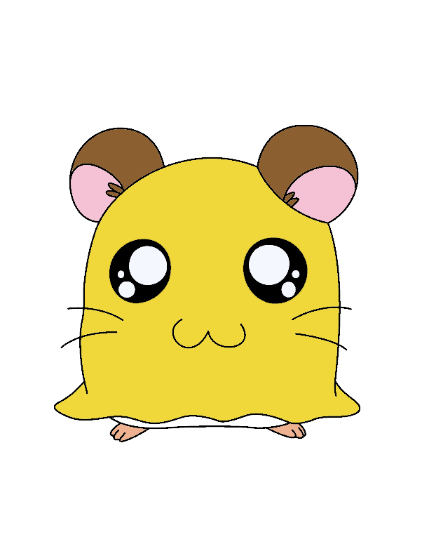 Hamtaro transparent baby. Penelope the wiki fandom