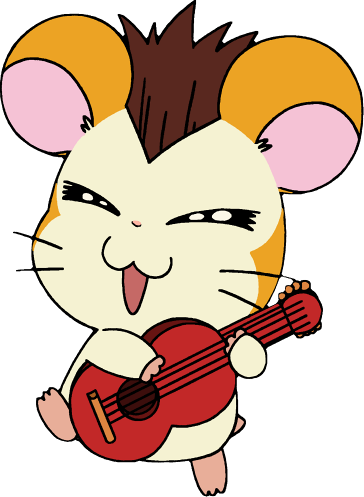 Hamtaro transparent free cute. Jingle pinterest fandom and