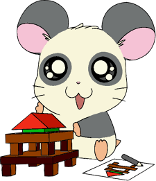 Hamtaro transparent panda. The wiki fandom powered