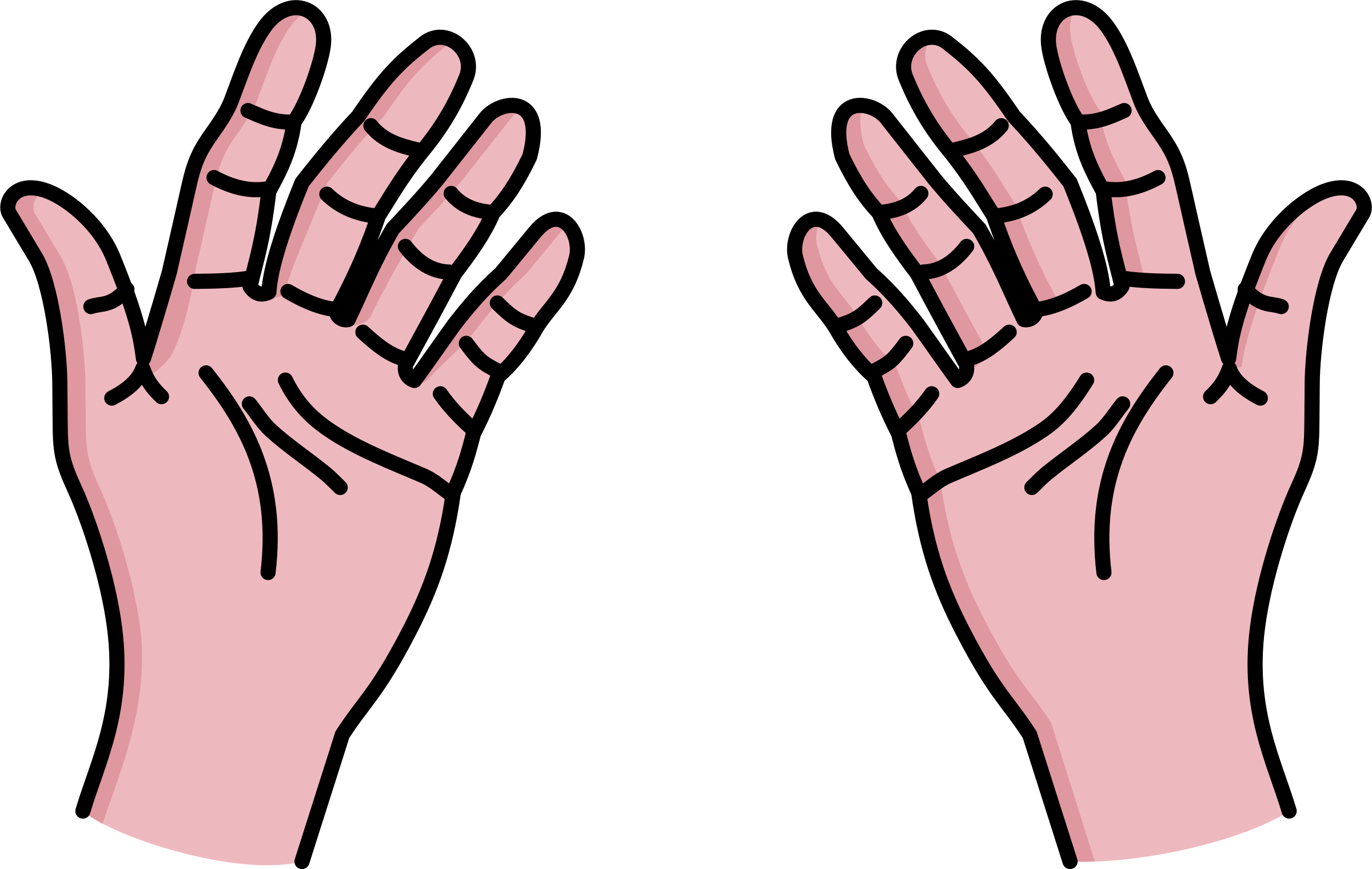 collection of pair. Volleyball clipart hand image free download