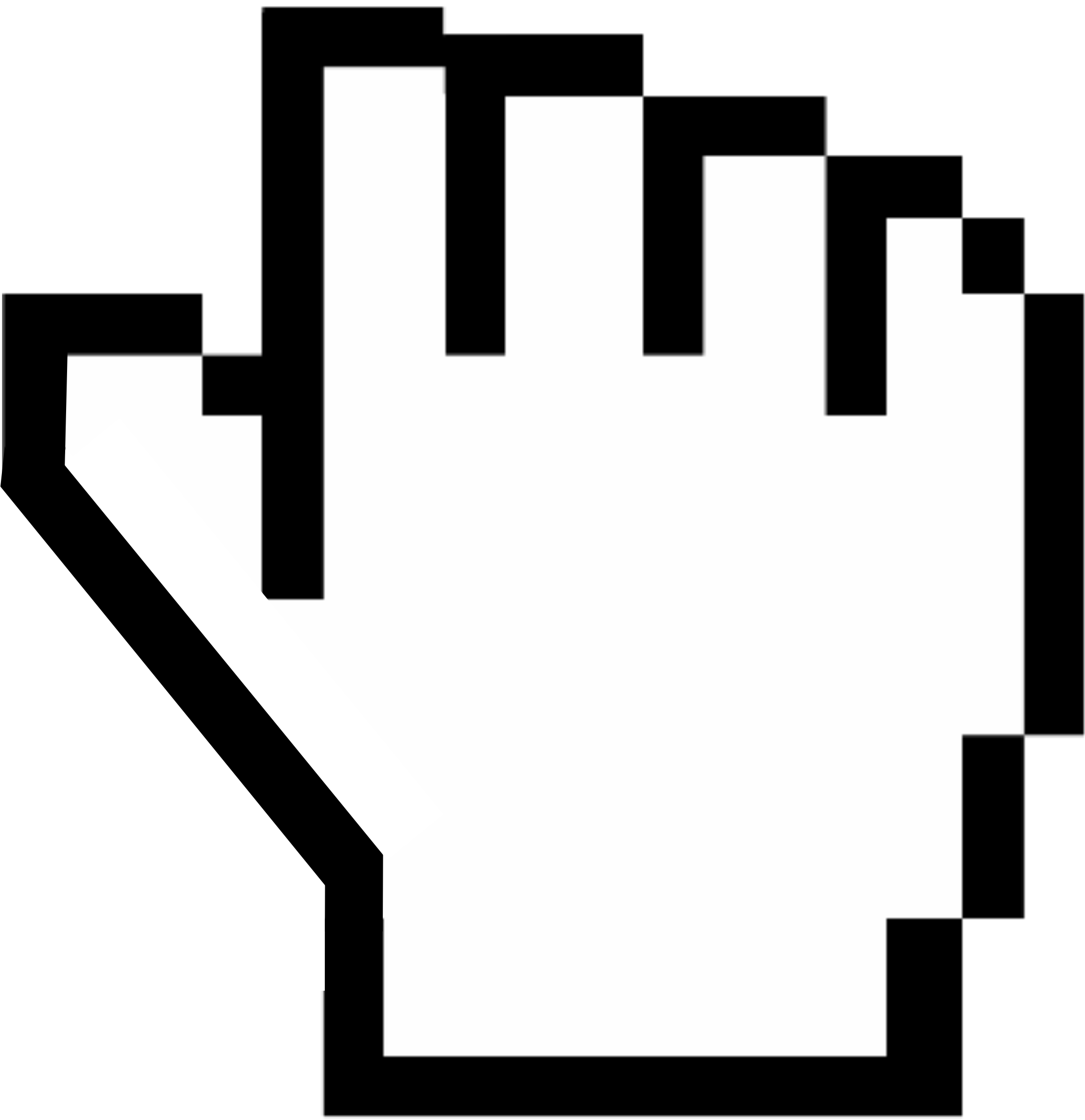 Hand cursor icon png. Pan pointer icons free