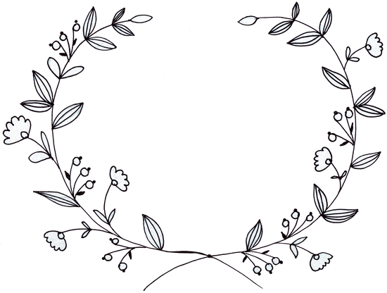 Flourishing free premium stock. Hand drawn frame png vector transparent
