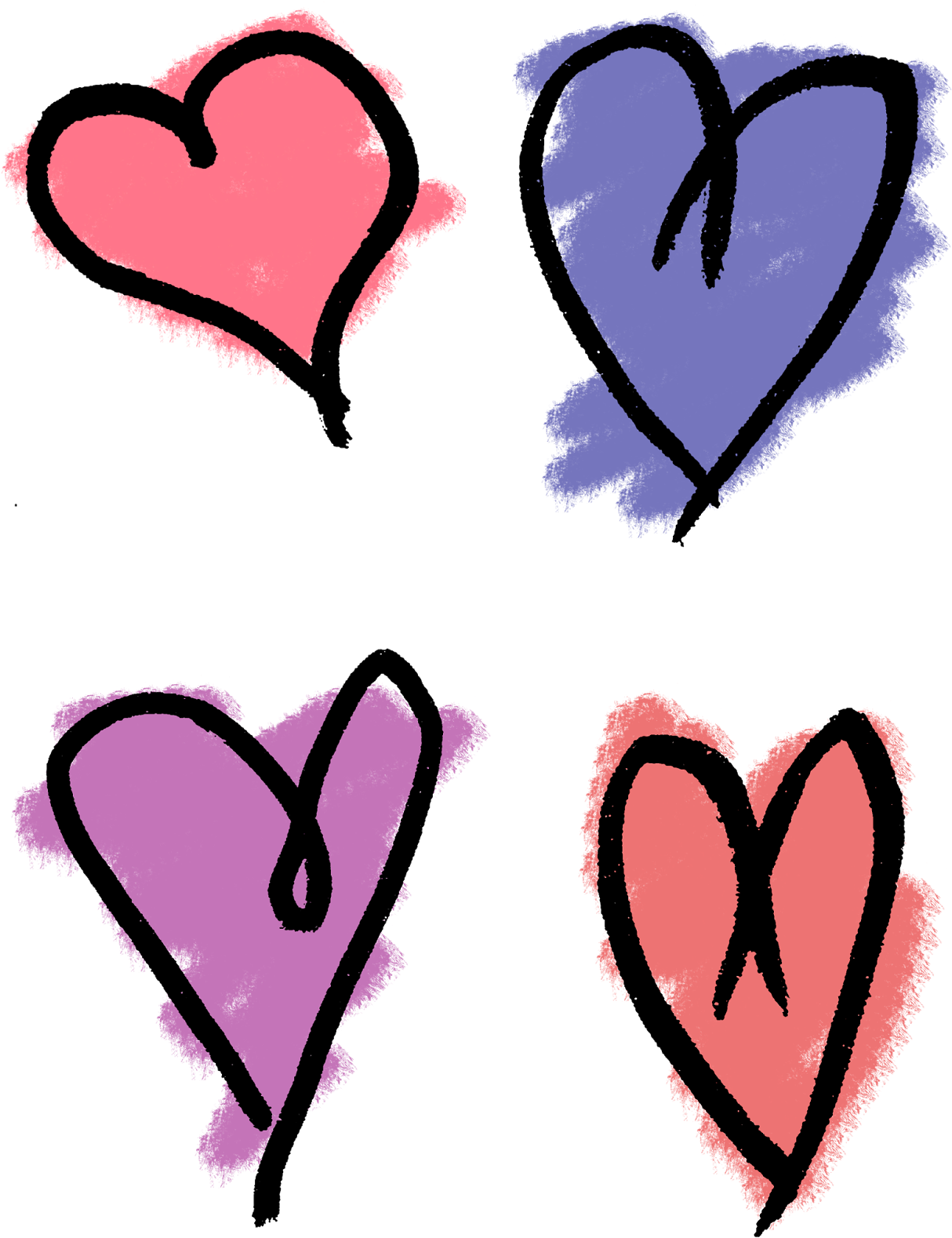 Drawing Details Love Heart Transparent Png Clipart Free Download