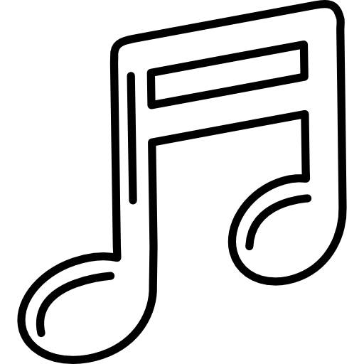Broken Music Notes Png Picture 775829