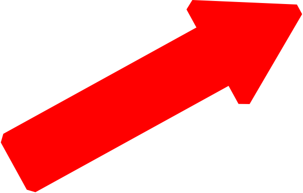 Hand drawn red arrow png. Clip art at clker