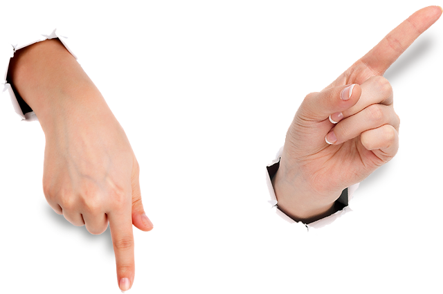 Fingers images free download. Hand finger pointing png clipart transparent download