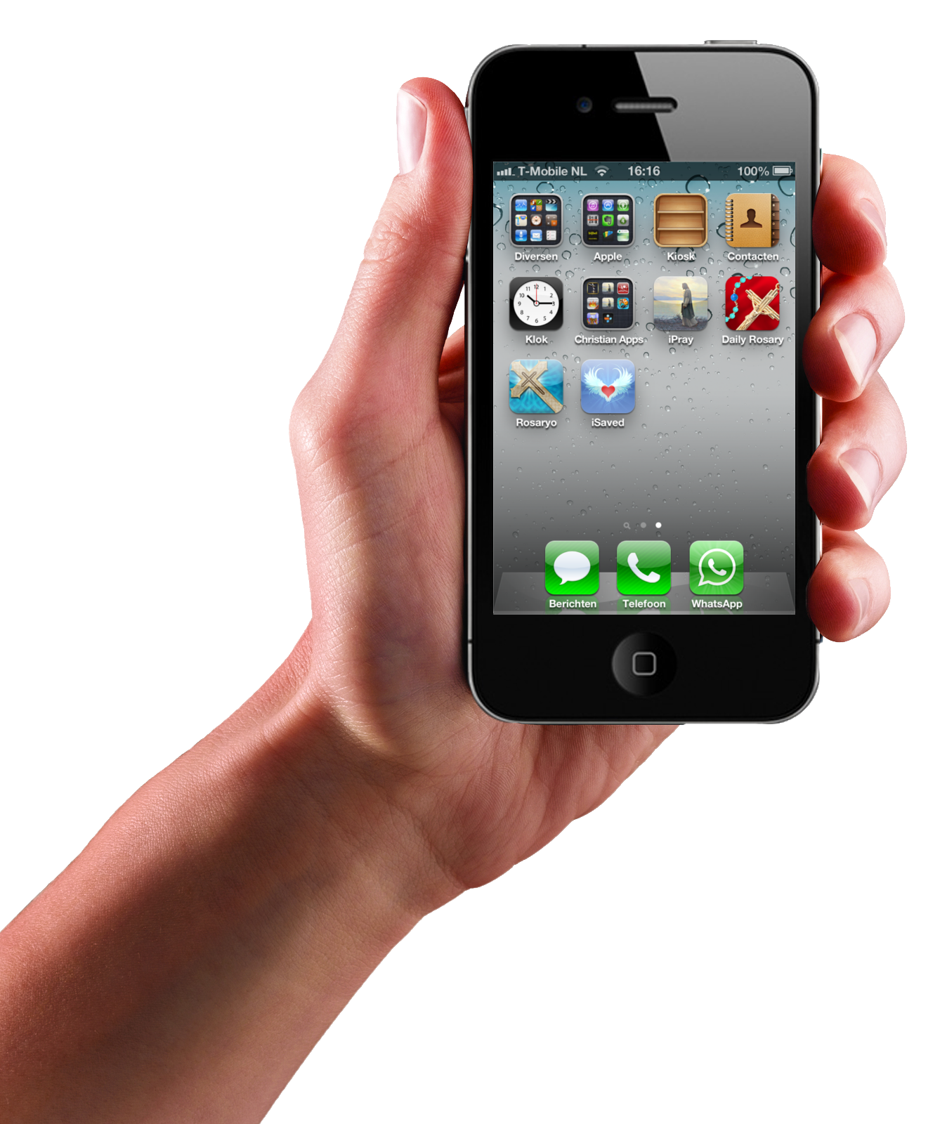 Hand holding cellphone png. Iphone apple images free