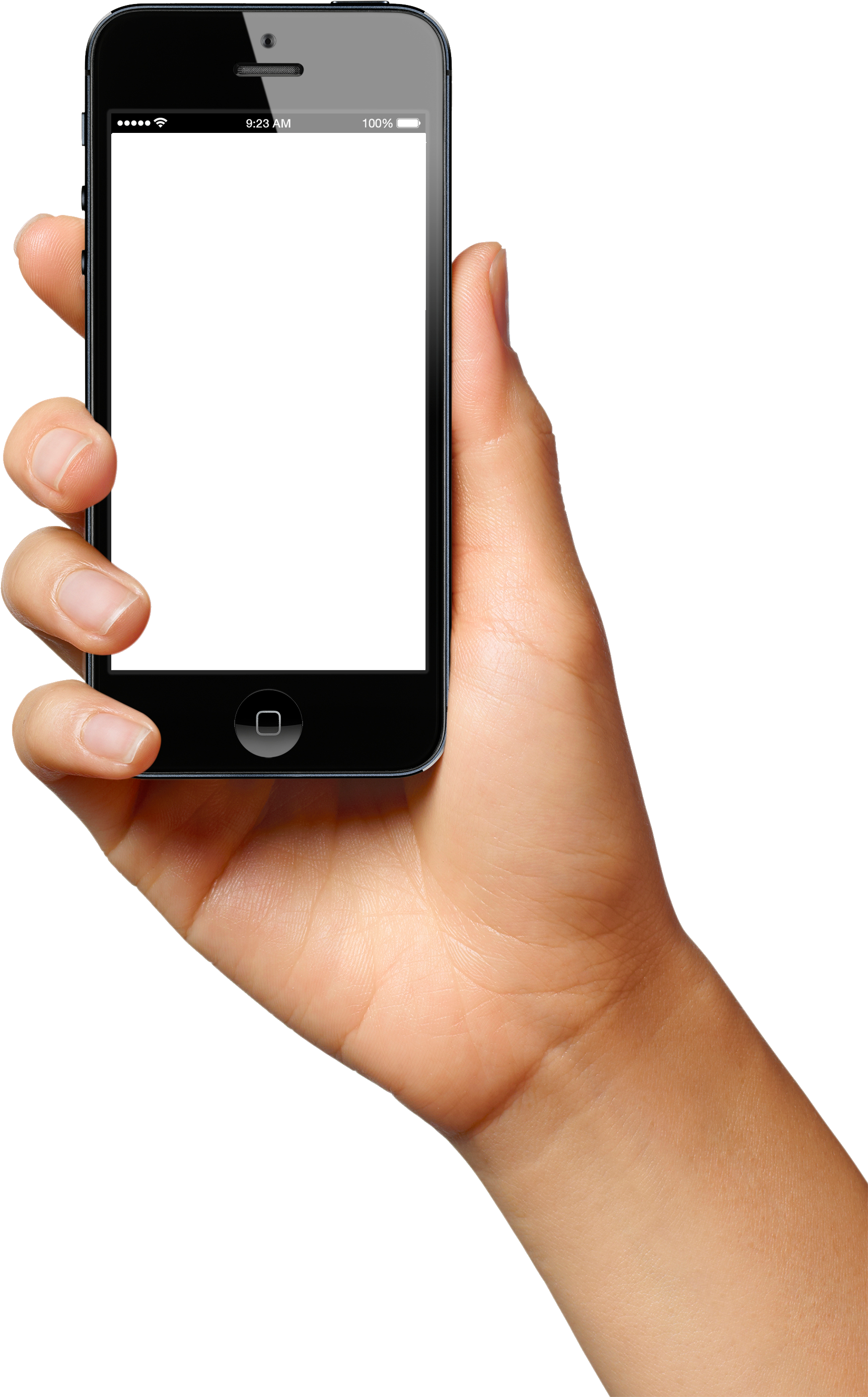 Hand holding cellphone png. Smartphone images free download