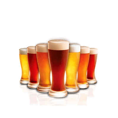 Hand holding drink png. Pint beer transparent stickpng