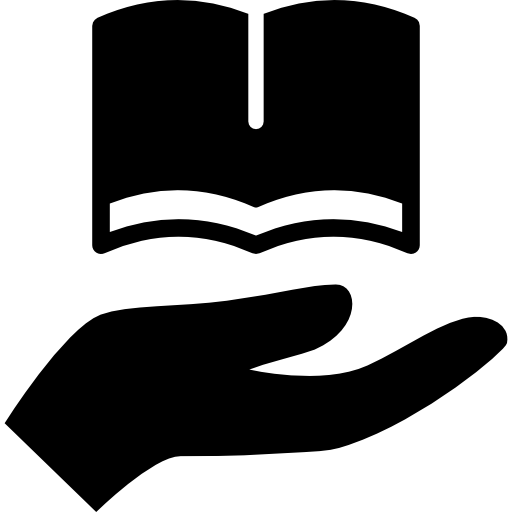 Hand holding keys icon png. Up a book free