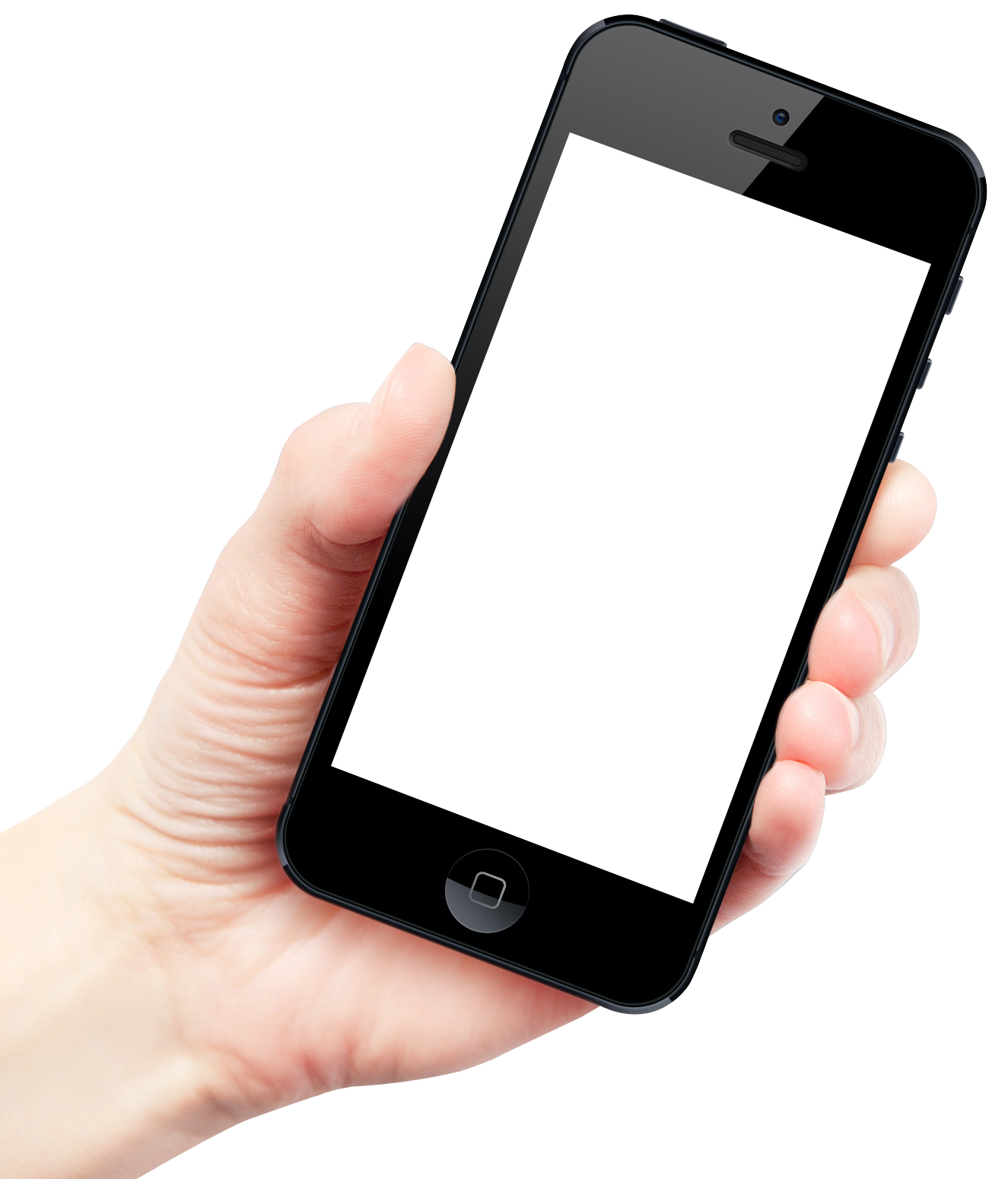 Hand holding phone png. Smartphone apple iphone image