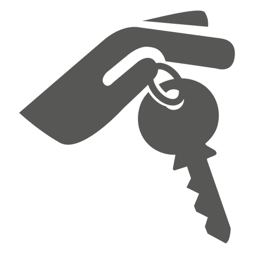 hand over keys icon png