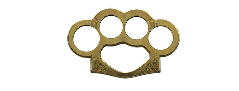 brass knuckles png