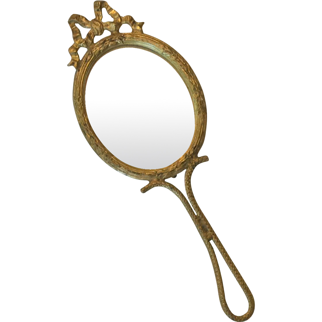 Hand mirror png. For french fashion doll