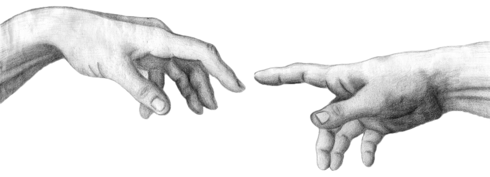 Hand of god png. Sistine chapel ceiling hands