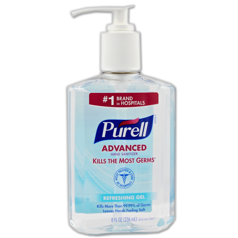 Hand sanitizer png. Purell instant