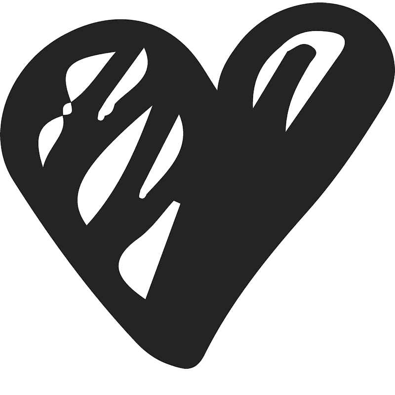 Heart scribble png. Bold rubber stamp stamps