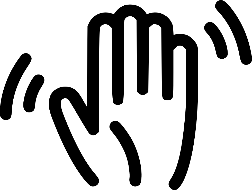Hand wave png. Palm waving bye wavinghand
