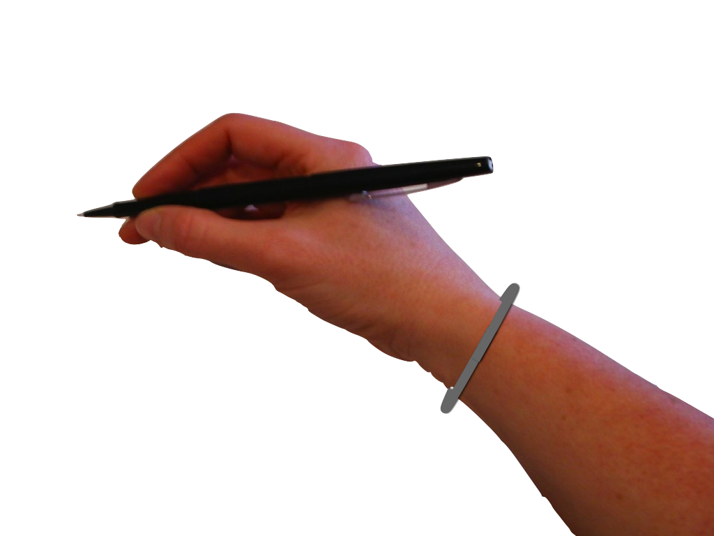 Hand with pen png. Paper writing transprent free