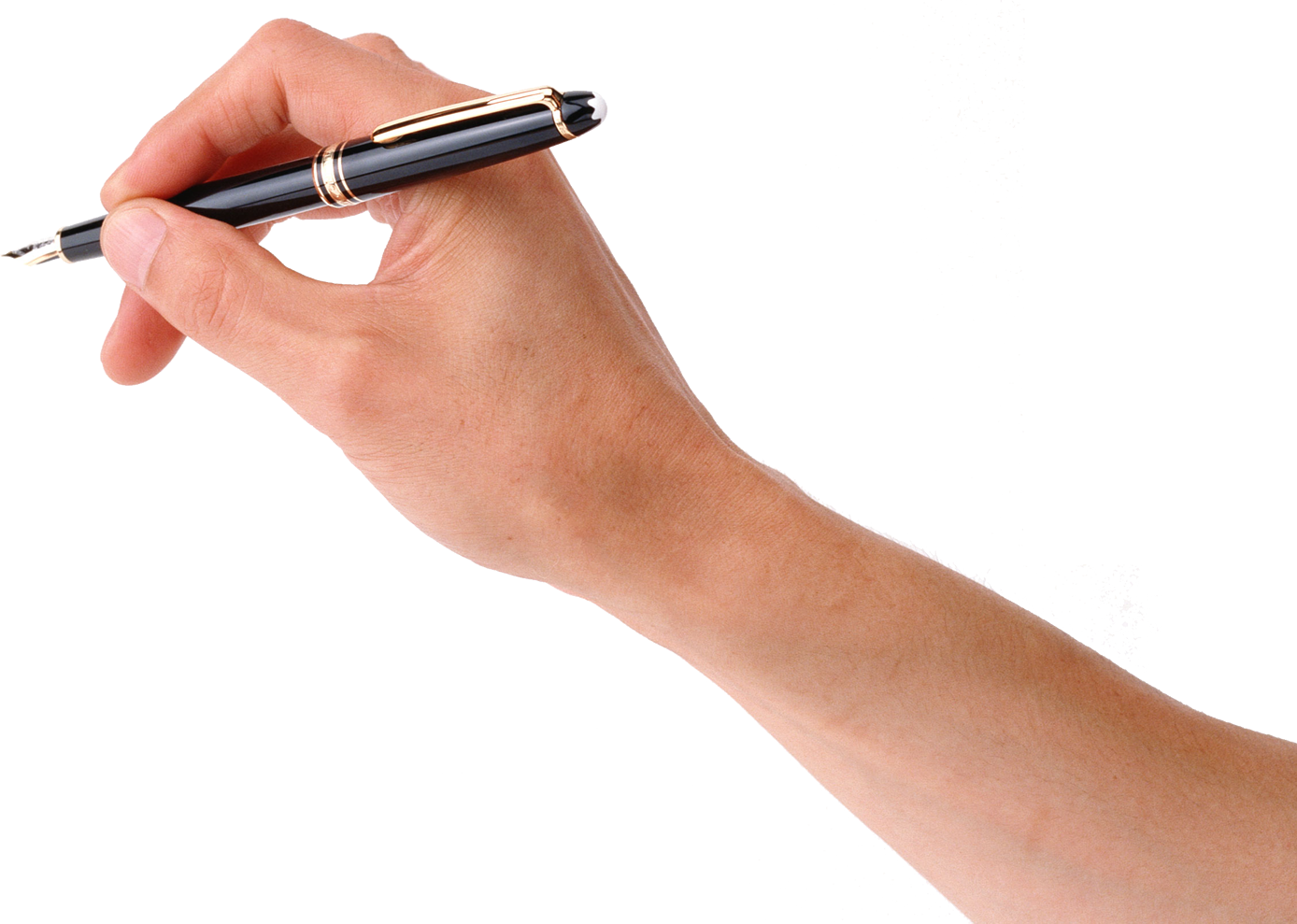Hand writing png. Collection of clipart