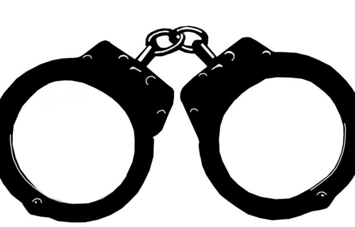 Handcuffs clipart 8th. Lemars residents forgery counterfeiting