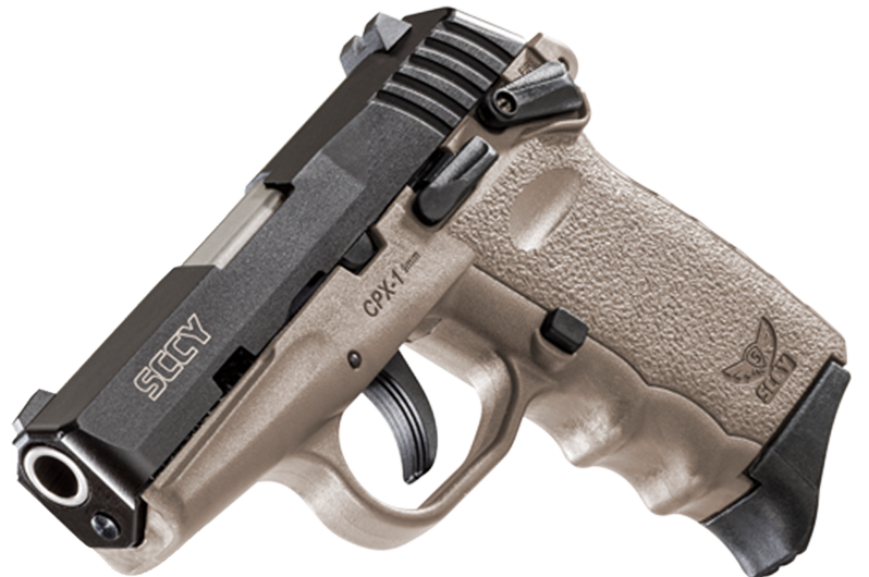Weapon clip 9mm. Sccy firearms home when