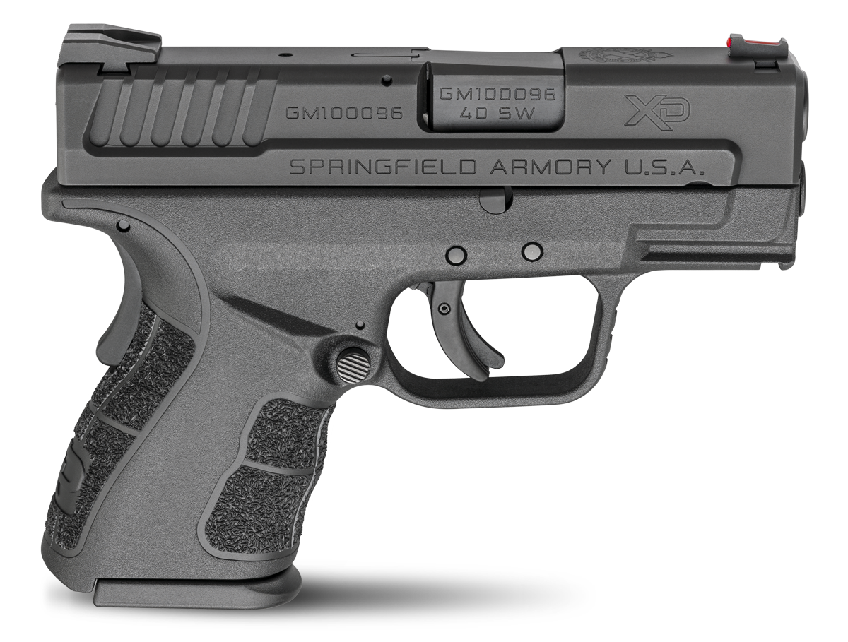 Weapon clip concealed carry. Xd mod sub compact