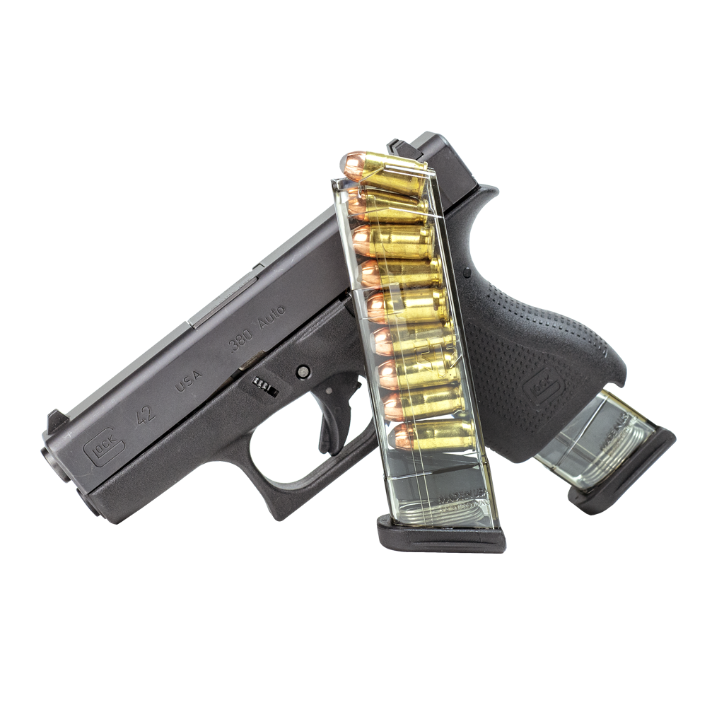 Weapon clip 30 cal. Ets group glock magazines